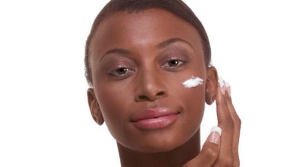 Facial Eczema African American